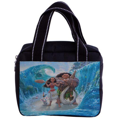 Moana Handtasche Mittagessen Taschen Lunchbox Tasche p30 w0065