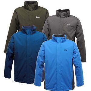 Regatta-Thornhill-II-hombre-impermeable-acolchado-chaqueta-nueva