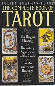 The-Complete-Book-Of-Tarot-by-Sharman-Burke-Juliet-Paperback-Book-The-Fast-Free