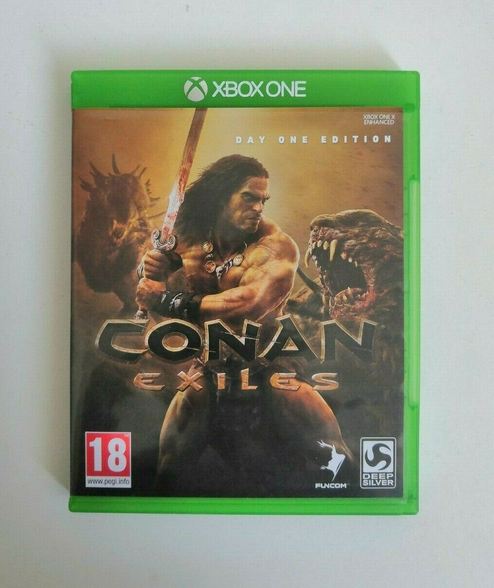 Conan Exiles Xbox One SAME DAY Dispatch [Order By 2pm]