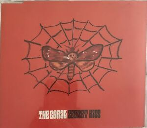 THE-CORAL-SECRET-KISS-CD-MAXI