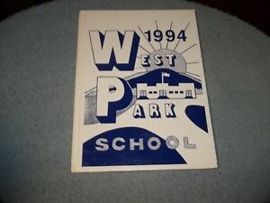 1994-WEST-PARK-SCHOOL-YEARBOOK-WEST-PARK-NY