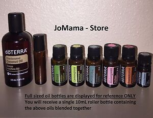 Doterra Essential Oils Muscle Pain Inflammation 10ml Roll On