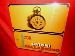 GIANNI FALLABRINO Un'ora con LP 1973 ITALY MINT SEALED