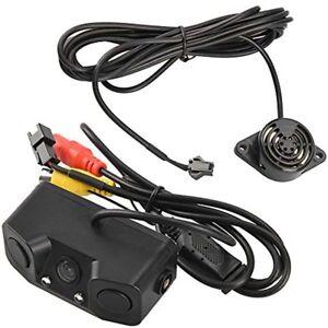 Car-Radar-Detectors-Backup-Rear-Camera-3-In-1-Video-Parking-Sensor-Assistance