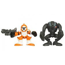 Star Wars Galactic Heroes Clone Trooper Bomba & Super Battle Droid cifras