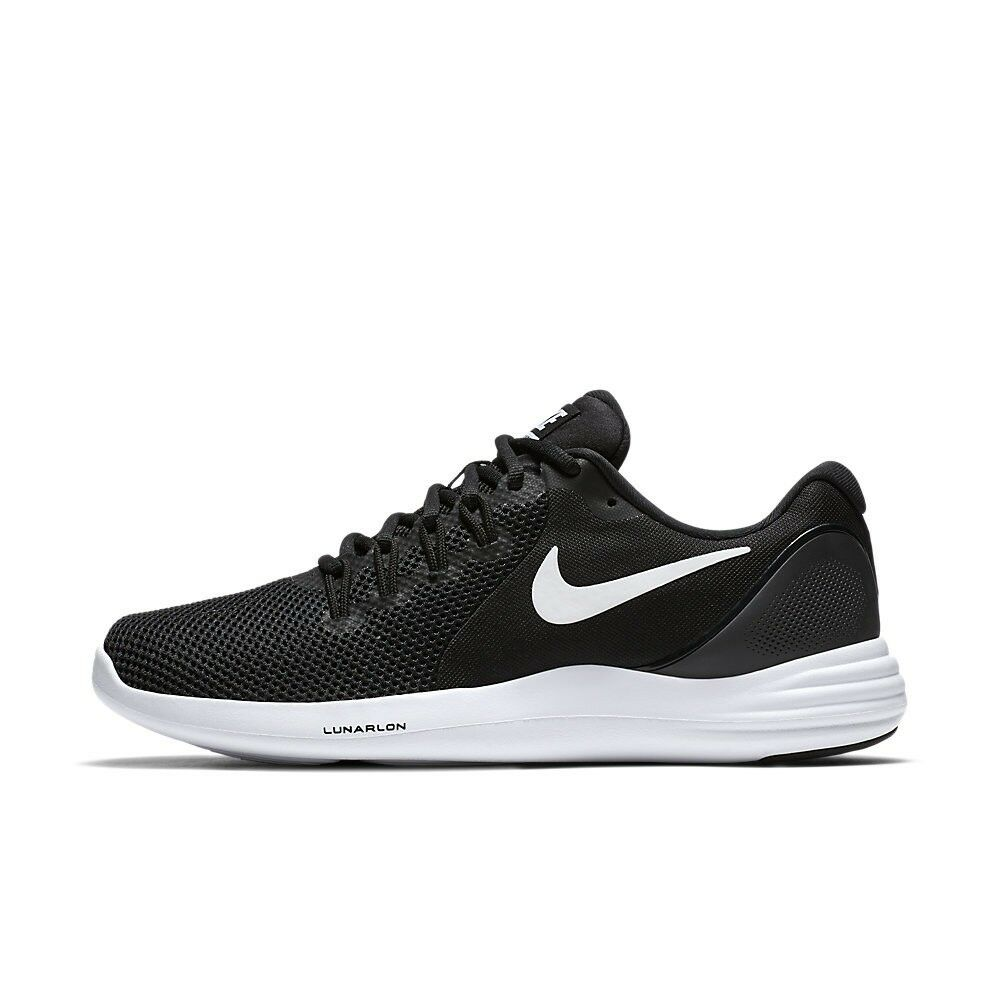 Nike Uomo Lunar Apparent Running Shoes Nero 908987-001 US7-11 04'