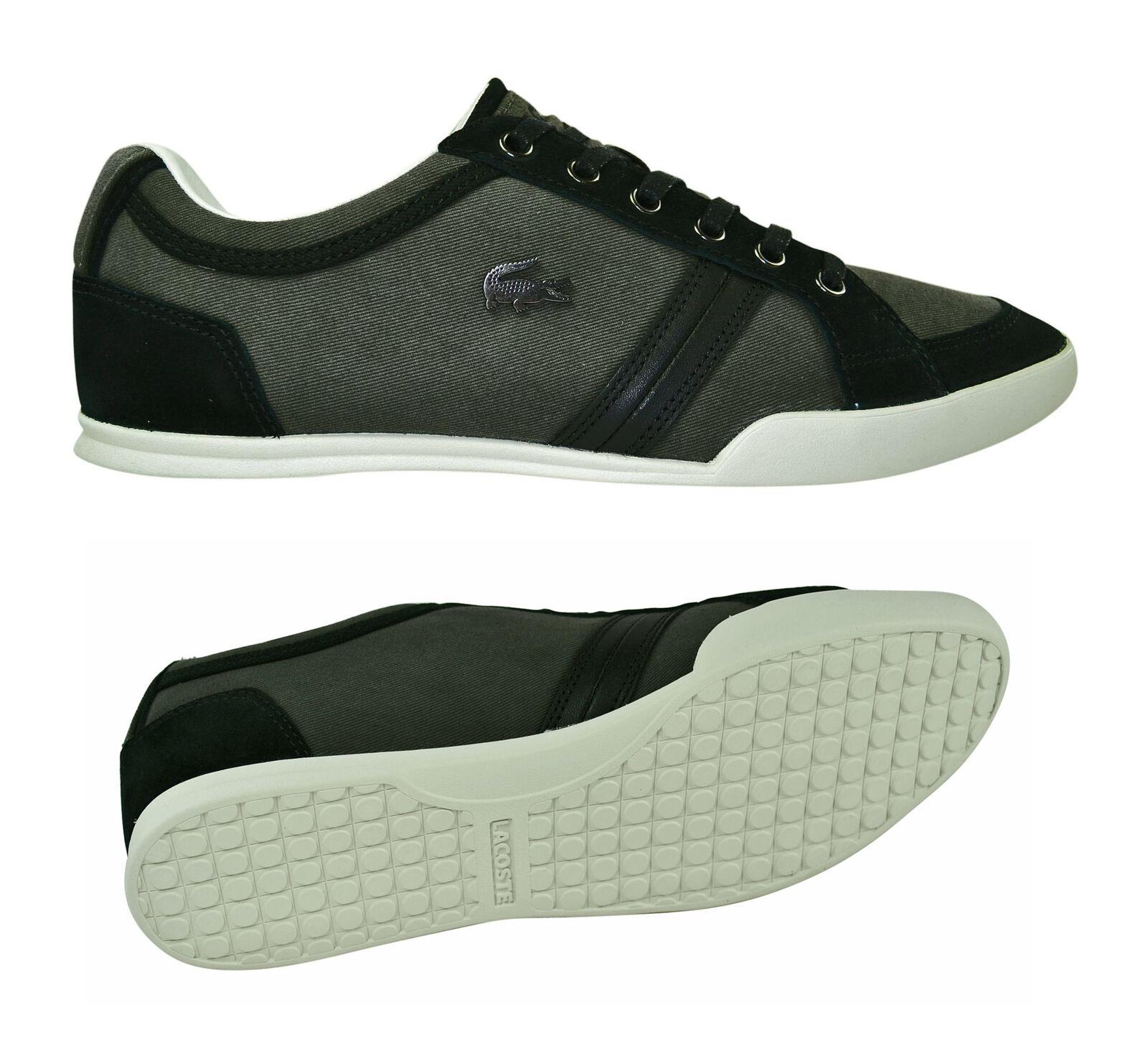 Lacoste Rayford 5 SRM Schuhe Sneaker gray black Sale