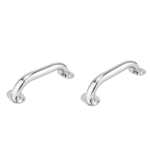 """RV Door Boat Yacht 2pcs//pack 12/"""" Safety Grab Handle Handrail Stair"""