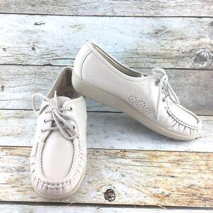 a51408a889 SAS Siesta Bone Comfort Shoes Size 7 N Women's Lace Up Orthopedic ...