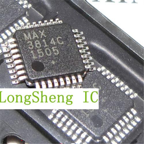 1pcs MAX3814CHJ MAX3814 3814C MAX3814CHJ MAX3814CHJ+T QFP32 new