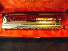 Hohner Chromonica 7582 Super 64 Chromatic Harmonica Key of C