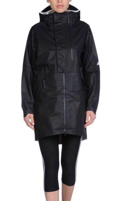 26a90b6198aa adidas Originals Women Icon Parka Rain Jacket XS for sale online