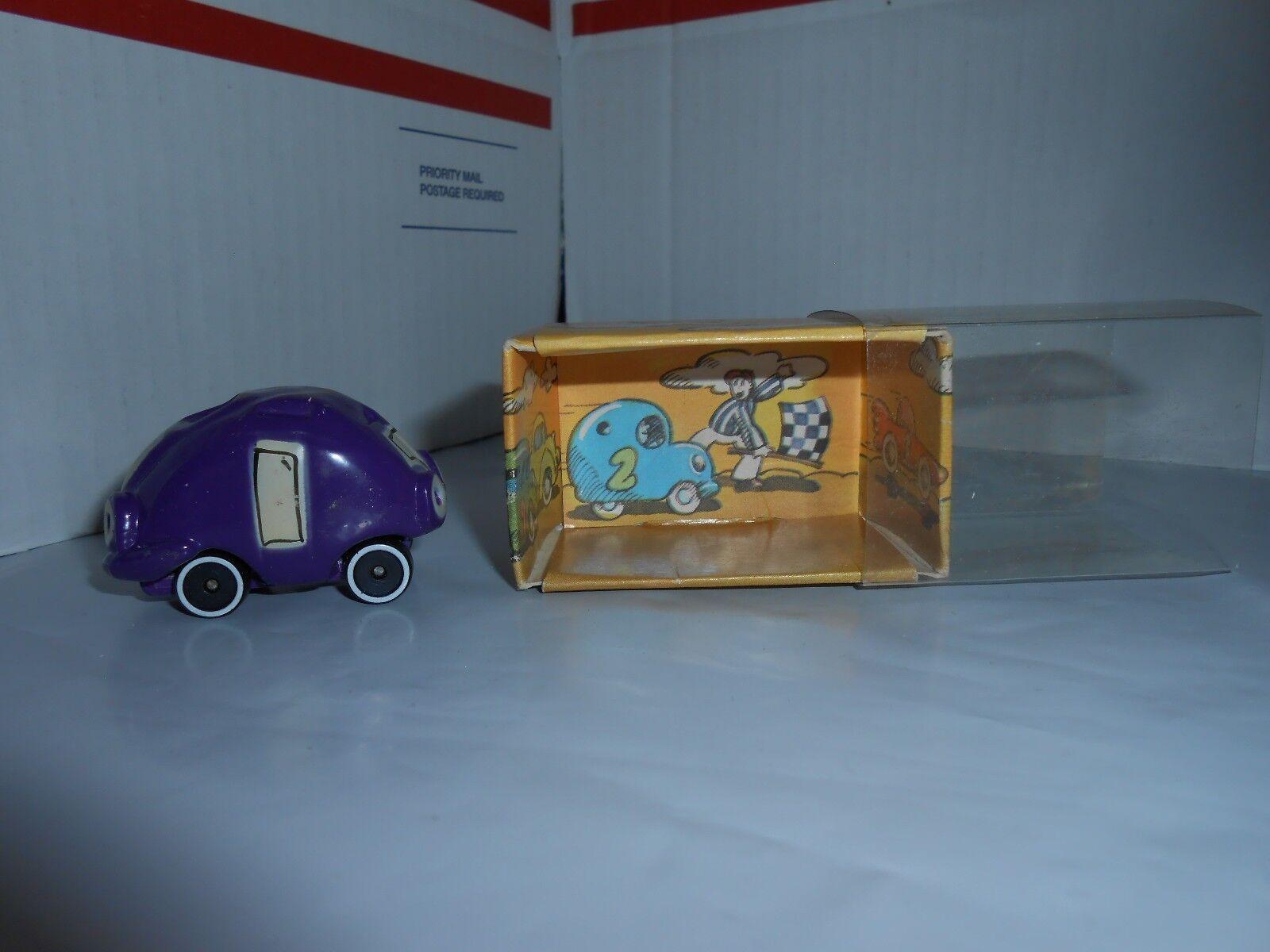 Los mejores precios y los estilos más frescos. Muy Rara Vintage 1970s serie 1 Hallmark Cocheds Road Rovers Rovers Rovers púrpura Squash coche con caja  los nuevos estilos calientes