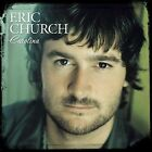 Carolina by Eric Church (CD, Mar-2009, Capitol Nashville)