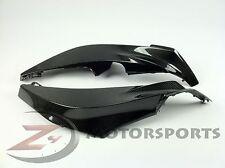 2007-2012 CBR 600rr CBR600rr Upper Side Mid Air Intake Fairing 100% Carbon Fiber