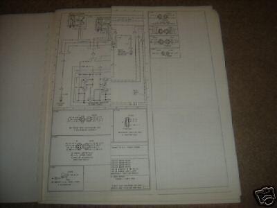 1980 Ford Bronco Wiring Diagrams | eBay