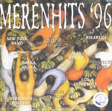 Merenhits '96 (CD, Mar-1999, Sony Music Distribution)