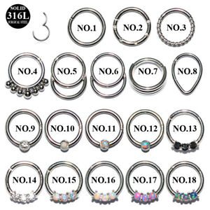 Hinged-Segment-Ring-Septum-Clicker-Ear-Cartilage-Earring-Septo-Piercing-Jewelry