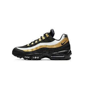 Nike Women s Air Max 95 OG Black Gold AT2865-002 Size 9 US  89b56aaa67