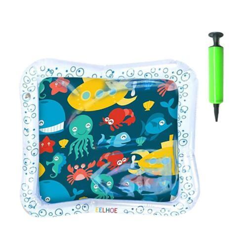 Baby Wasser Kissen Spielmatte Aufblasbares Spielzeug Früherziehung Bauch Werkzeu