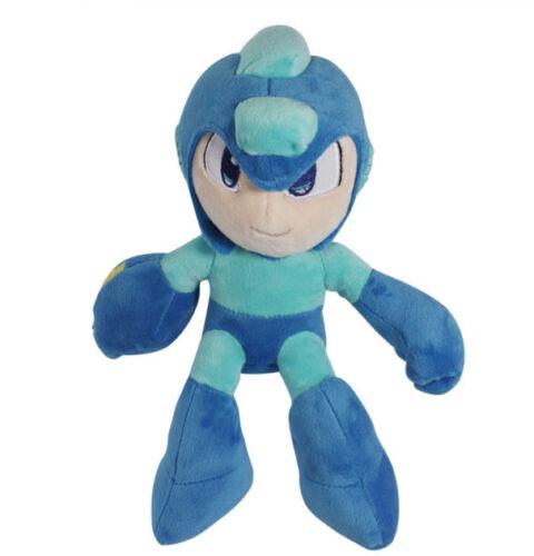 Rockman Megaman Mega Man Cartoon Plüsch Plüschtier Spielzeug Stofftier Puppe Toy
