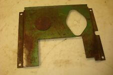 1966 Oliver 1550 Gas Tractor Center Floor Board Plate