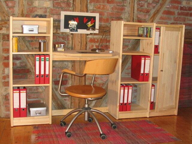 Schreibtisch Regal neu 120 212 5 35 Tür