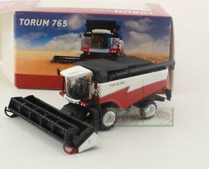 1/87 HO Scale ROSTSELMASH TORUM 765 Graiun Harvester Model /has question