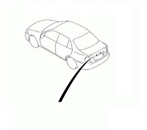 2pcs License Number Plate Lamp Light fits Suzuki Swift Alto