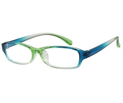 EBE Reading Glasses Bi-Focal Mens Womens Lens TR90 Flex Light Weight RX