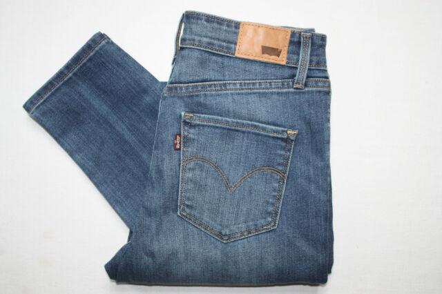Taille Rise Haute Jean High 002 36 Levi's Skinny 38W26l32 29DHWEI