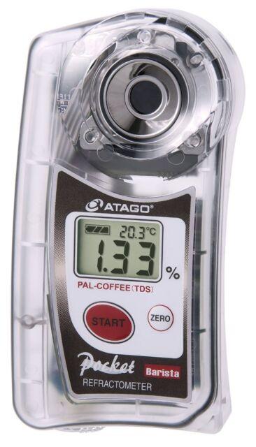 ATAGO Digital Pocket Refractometer PAL-COFFEE (TDS)  New in Box