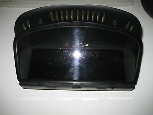 BMW-E90-E91-Bordmonitor-CCC-CID-8-8-6582-9151979-Navi-Proffessional-SA609