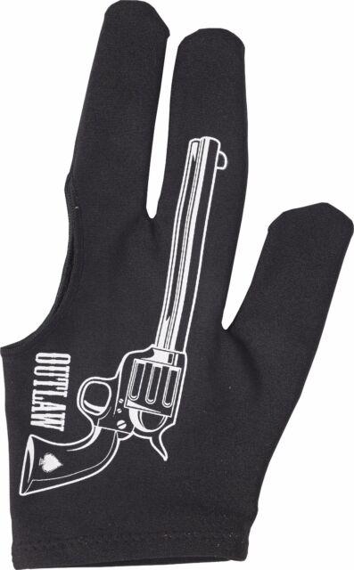 Fits Left Bridge Hand Billiard Glove