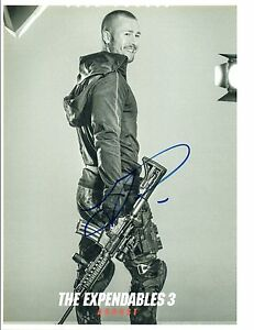 Glen-Powell-Signed-Autographed-8x10-Photo-The-Expendables-3-COA-VD