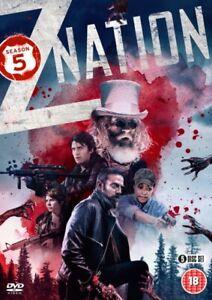 Nuovo Z Nation Stagione 5 DVD (DAZD0462)