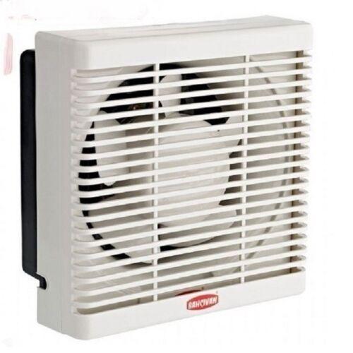 300mm Abluftventilator-Absaugung Be-u-Abluft Wand Ablüfter Ventilator Gebläse