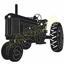 dxf file laser plasma tractor
