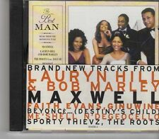 (GA135) The Best Man, Music from the Motion Picture - 1999 CD
