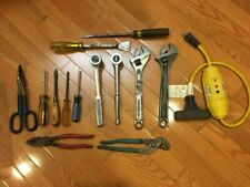 One Lot Of Used Tools Mixed Brands
