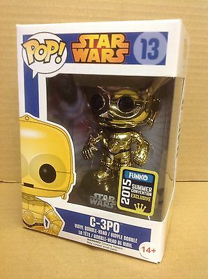 SDCC ESCLUSIVO CROMATO VERDE Funko Pop!: STAR Wars-Boba Fett