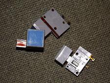 2 Taster mit Mikroschalter als einpoliger Umschalter, nicht rastend