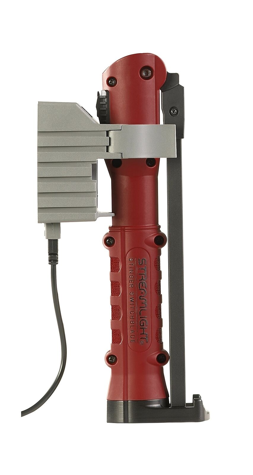 Streamlight 76800 Stinger Switchblade USB Cord ROT Flashlight - 800 Lumens