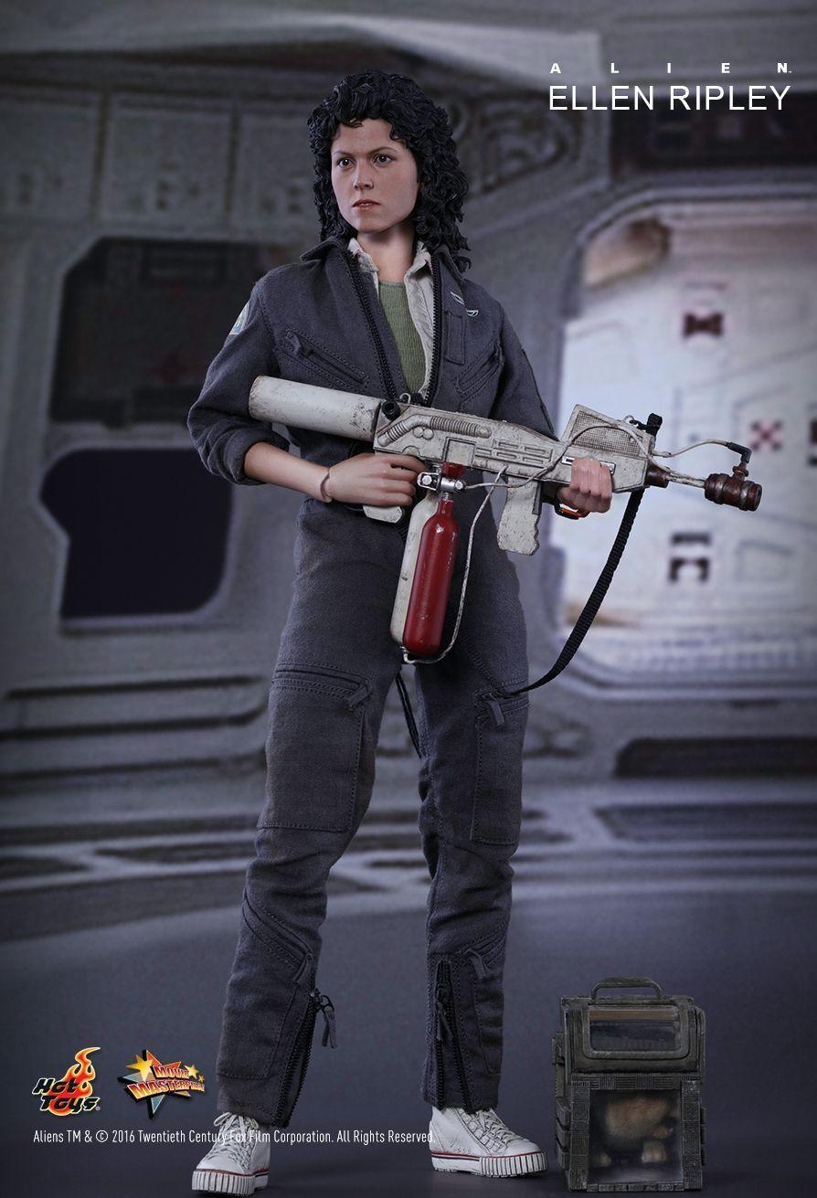 Hot Toys Toys Toys 1/6 Alien Ellen Ripley MMS366 73940e