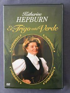 DVD-EL-TRIGO-ESTA-VERDE-Katharine-Hepburn-Ian-Saynor-Bill-Fraser-GEORGE-CUKOR