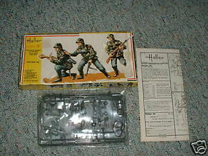 Milicast BB070F 1//76 Resin WWII British Airborne Jeep with Two Crew Figures