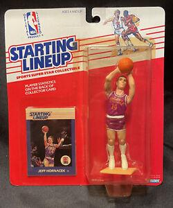 Jeff Hornacek 1988 Kenner Starting Lineup Phoenix Suns NBA Basketball