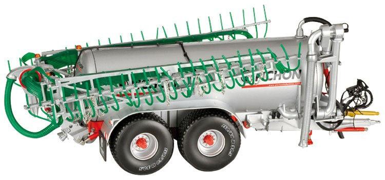 ROS60217 - PICHON 18000L 2 essieux avec rampe d'épandage repliable  - 1 32