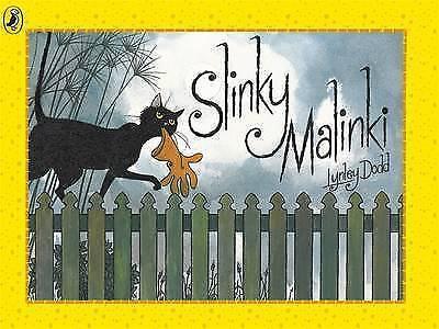 1 of 1 - Slinky Malinki, Dodd, Lynley, Very Good Book